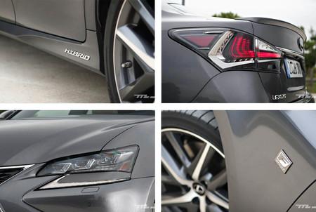 Lexus Gs300h F Sport Luces