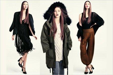 HM colección invierno 2011