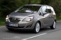 Opel Meriva CDTI, presentación y prueba en Niza (parte 2)