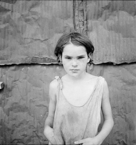 Dorothealange Damaged Child
