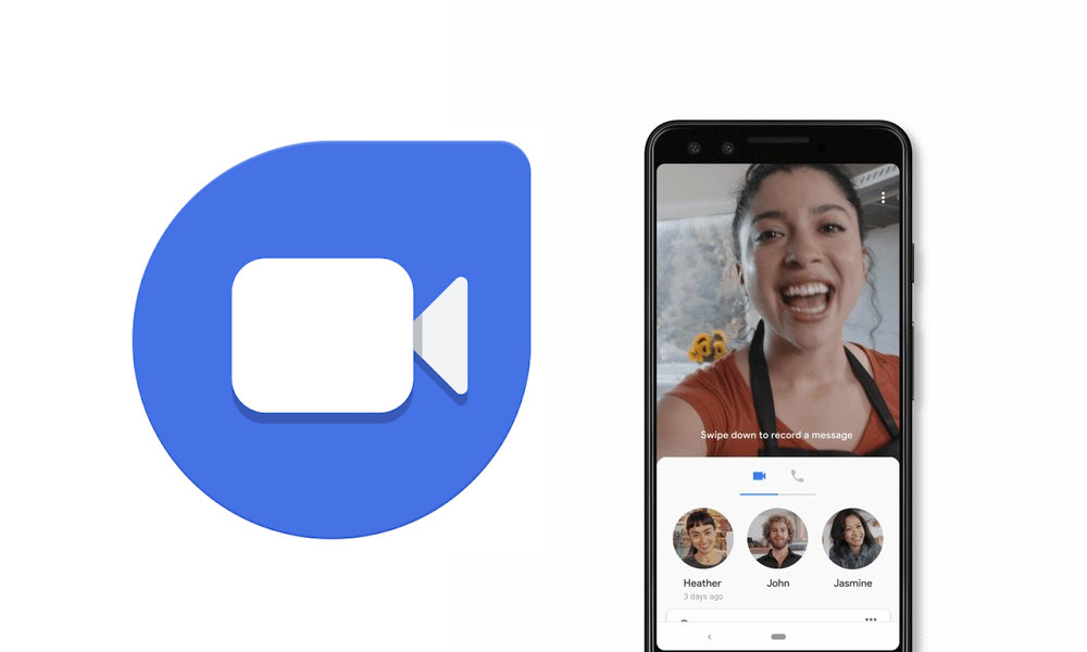 So you can now send video messages with the Google Duo to your contacts