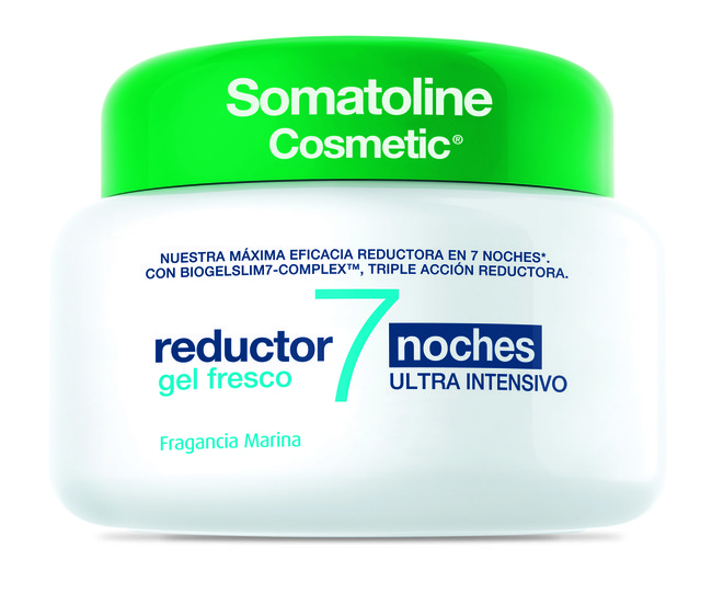 Somatoline Gel Reductor siete Noches Ultra Intesivo