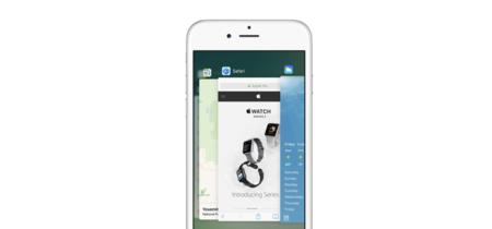 En iOS 11 la multitarea ya no se abre con 3D Touch, y es una decisión intencionada de Apple, no un bug