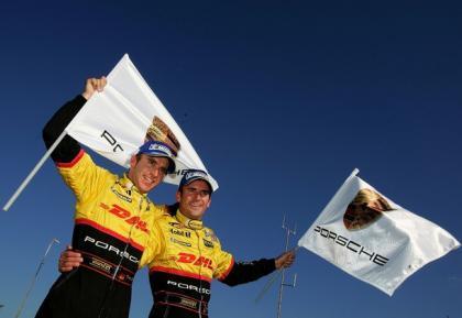 Timo Bernhard y Romain Dumas fichan por Audi para Le Mans