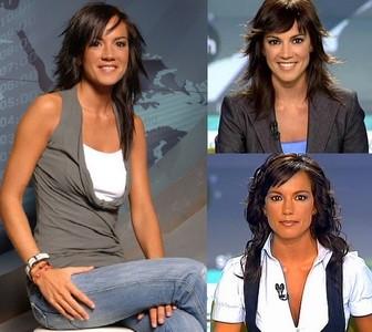 Cristina Saavedra, de las chicas de laSexta