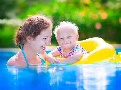 Verano con niños: 13 imprescindibles para una tarde de piscina