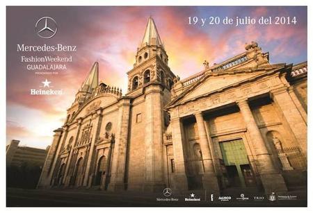 Guadalajara vivirá un fin de semana lleno de moda