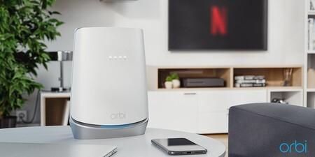 NETGEAR presenta el Orbi WiFi 6 DOCSIS 3.1 Mesh, su nuevo sistema de redes en malla compatible con las redes de cable coaxial
