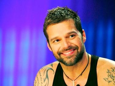 ¿Nos vamos comprando la peineta y la mantilla, Ricky Martin?