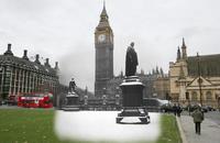 Londres en Navidad: pasado y presente juntos en estas 11 fotografías