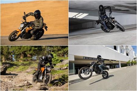 Zero Motorcycles mira la futuro del carnet A2 con su electrizante gama 2017