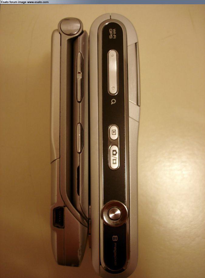 Foto de Sony Ericsson C905 (1/12)