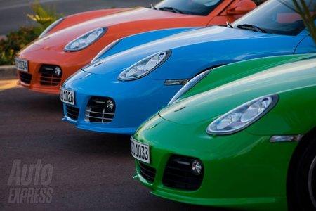 Porsche Cayman Clubsport 1