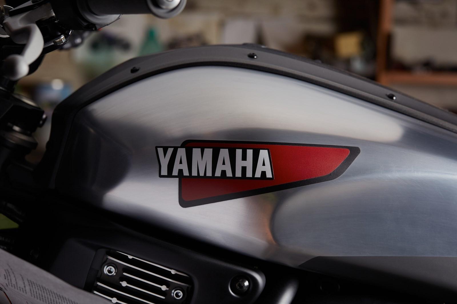 Foto de Yamaha XSR700 Super 7 by JvB-Moto (25/25)
