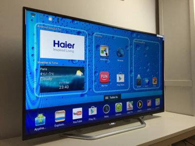 Smart TV Haier LE48M7000CF, análisis