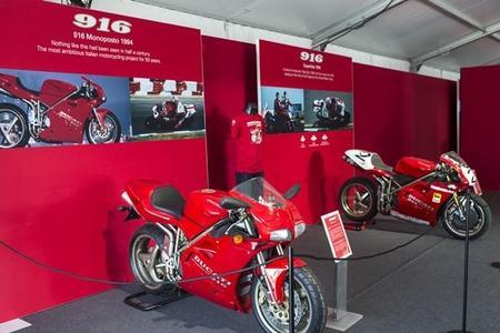 Ducati recuerda su éxito en Superbikes durante el Salón de la Motocicleta de Bolonia
