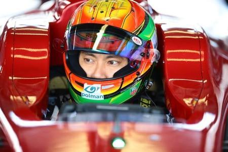 China Racing confirma a Nelsinho Piquet y Ho Ping Tung. Antonio García, reserva