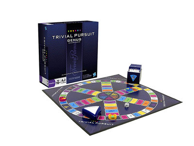 Regalar un Trivial Pursuit Genus Edition estas navidades te sale por 32 euros en Amazon