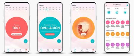 Dias Fertiles Mujer Calendario.Siete Aplicaciones Gratuitas Para Controlar La Menstruacion