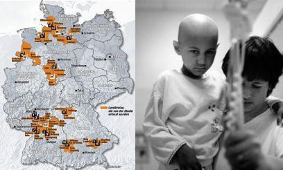 La proximidad de una central nuclear aumenta el riesgo oncológico en los niños