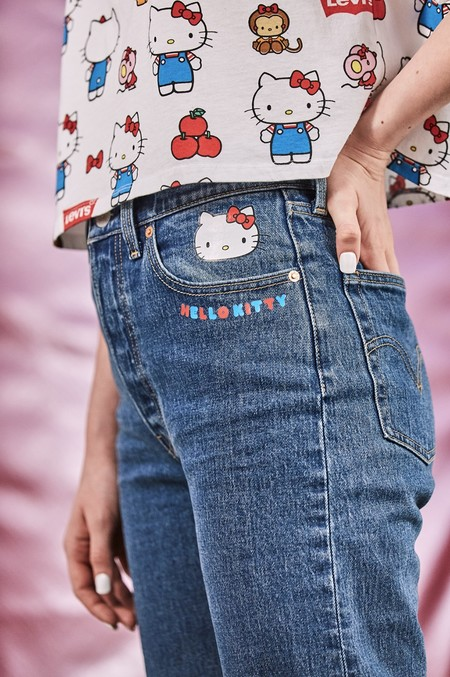 Levis Hello Kitty 03