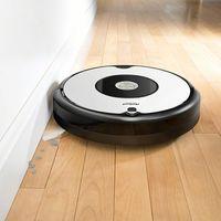 Difícil encontrar un robot aspirador de iRobot a un precio tan bajo: iRobot Roomba 605 por 139 euros en Amazon