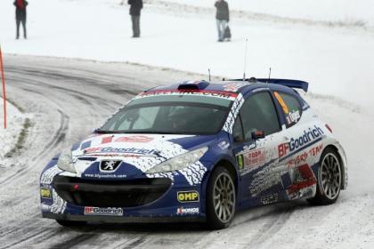 Sébastien Ogier gana su primer Rally de Montecarlo