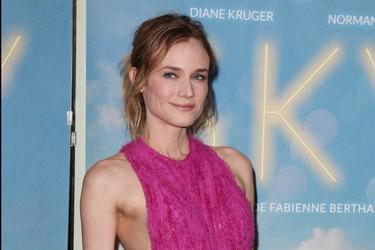 ¡Ver para creer! Diane Kruger no acierta con su último look