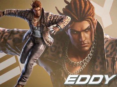 Eddy Gordo no faltará a Tekken 7 para alegría de los machacabotones