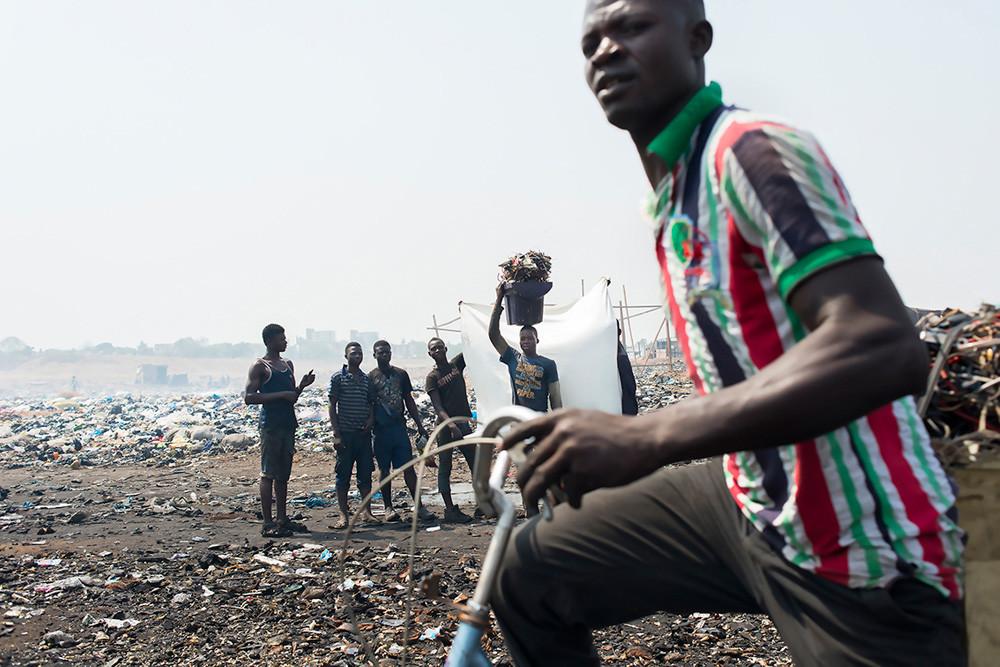 Reciclantes Agbogbloshie Antoni Perez 006