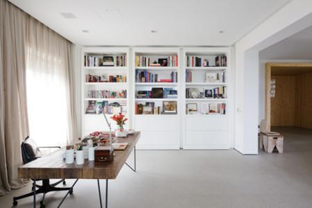 ¡Wow! Una librería que esconde una habitación