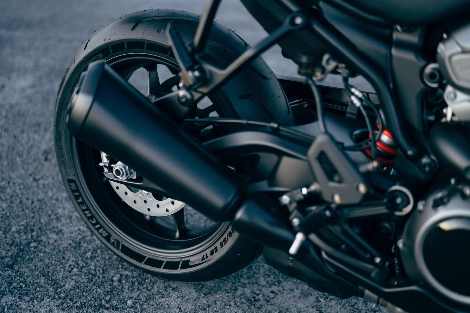 Foto de Harley-Davidson Bronx 2020 (9/16)