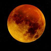 Cómo y a qué hora ver la superluna, eclipse lunar y luna de sangre desde México este 26 de mayo