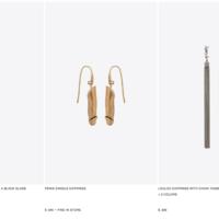 No todo vale en la moda por mucha marca de lujo que seas: los terribles pendientes de penes de Saint Laurent