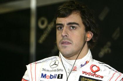"""Alonso: """"Renault no sería mi primera opción"""""""