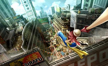 One Piece: World Seeker luce divertidísimo en su nueva remesa de imágenes y muestra su primer gameplay en 4K