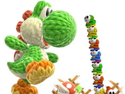Análisis de Yoshi's Woolly World. El penúltimo coletazo de genialidad de Wii U antes de su adiós