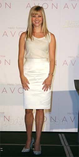 Reese Witherspoon será la nueva embajadora de Avon