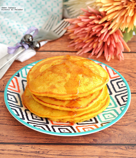 Hot Cakes Camote