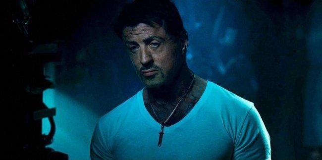 Imagen de Sylvester Stallone en 'Los Mercenarios 2'