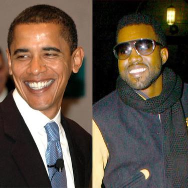 ¿Kanye West diseñará para Barack Obama?