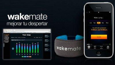 Wakemate, accesorio para los dispositivos iOS que nos ayuda a despertar en el momento idóneo