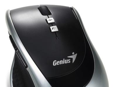 Genius DX-ECO es el ratón inalámbrico que sólo necesita tres minutos de carga al día