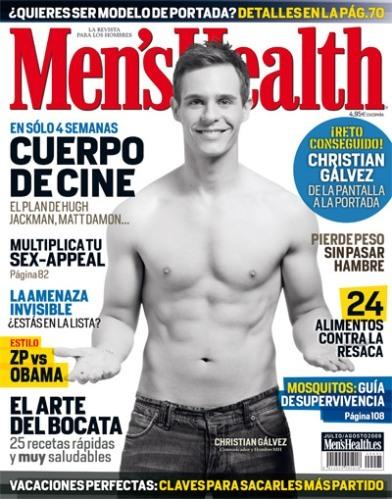 Christian Gálvez o quién tuviera ese cuerpo