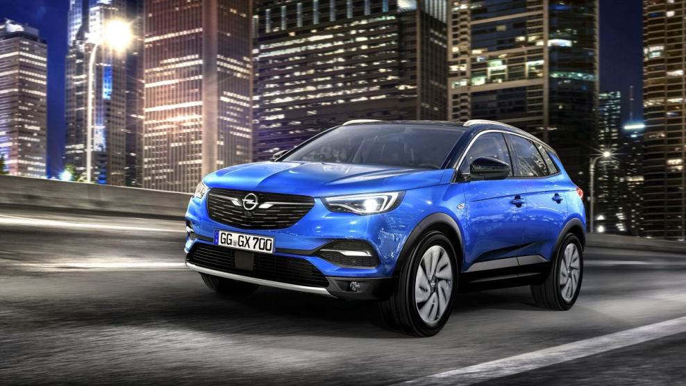 Foto de Opel Grandland X (3/10)