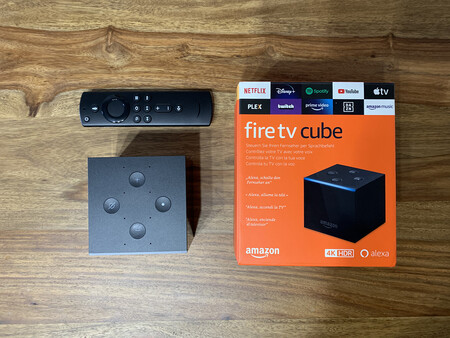 Fire Tv Cube Amazon Con Alexa