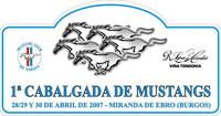 1ª Cabalgada de Mustangs, Miranda de Ebro