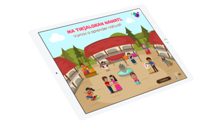 Kernaia es una plataforma de origen mexicano que busca preservar las lenguas indígenas del mundo