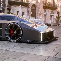 Este Koenigsegg RAW Concept es un trabajo de fin de carrera supervisado por la propia marca que molaría que se hiciese realidad