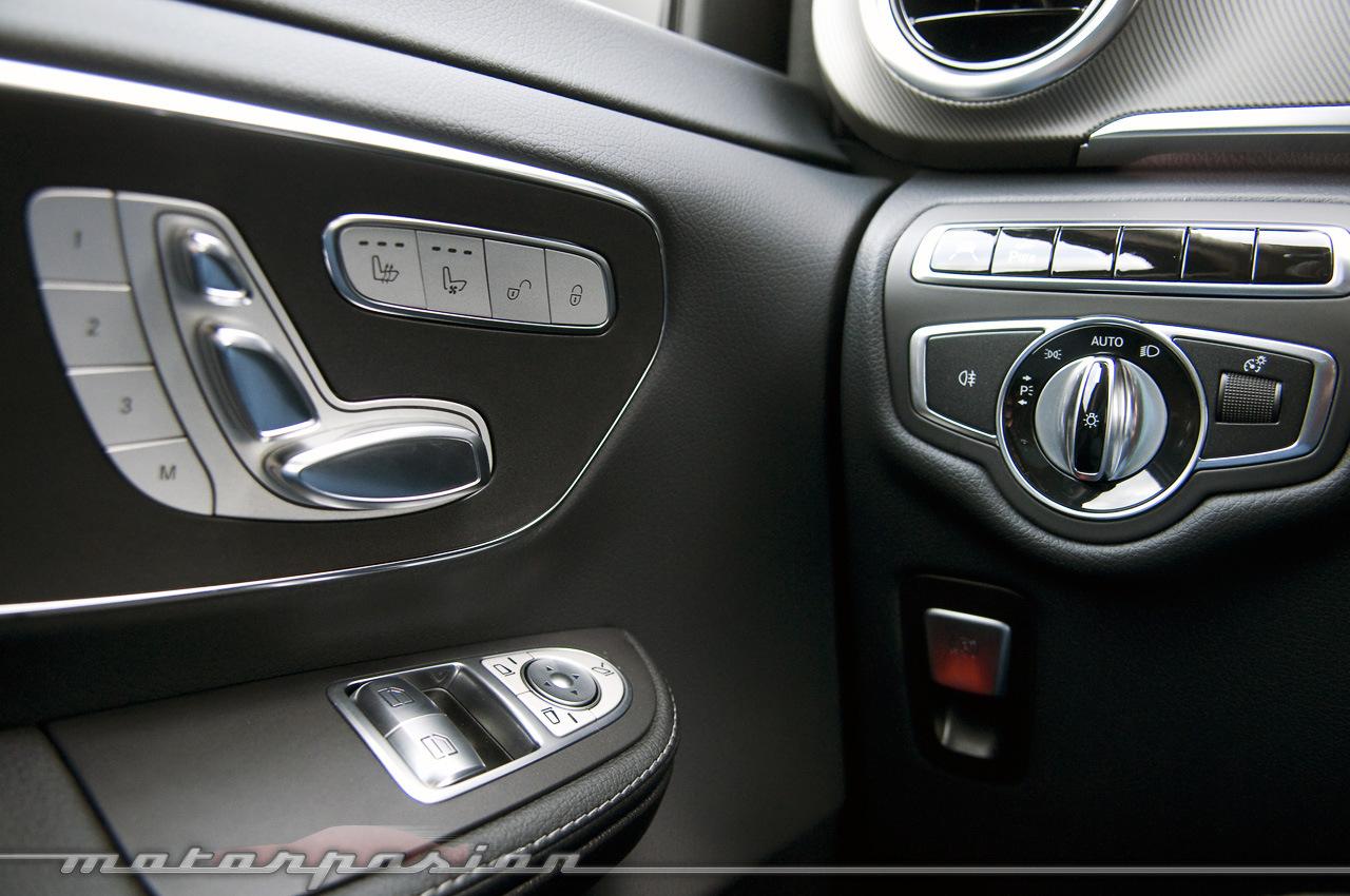 Foto de Mercedes-Benz Clase V (toma de contacto) (30/44)